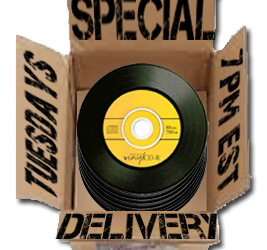 Special Delivery with DHL Ocotober 5, 2010 DHL drops house, deep house, and tech house  during his 6th episode of Special Delivery. Full of promos, new tracks, a different remixes...