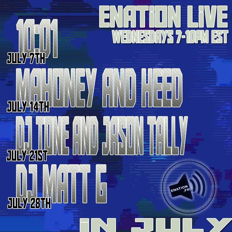 eNation Live in July