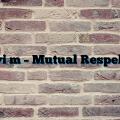 ovi m – Mutual Respekt