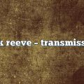 mark reeve – Transmissions