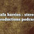 Airs on August 15, 2016 at 07:00AM Chus and Ceballos have been the pioneers and creators of the underground movement known as IBERICAN SOUND.
