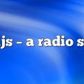AMDJS – A Radio Show