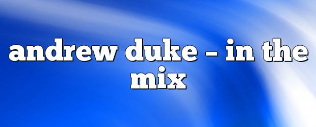 Airs on June 22, 2017 at 02:00PM Andrew Duke on enationFM you may also like: Andrew Duke – In the Mix Andrew Duke – Andrew Duke In the Mix at […]