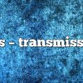 Boris – Transmissions