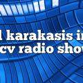 axel karakasis intec – CV Radio Show