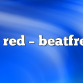 joe red – Beatfreak
