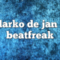 darko de jan – Beatfreak