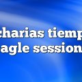 zacharias tiempo – Eagle Sessions