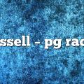 kessell – PG Radio