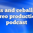 Airs on July 2, 2018 at 07:00AM Chus and Ceballos have been the pioneers and creators of the underground movement known as IBERICAN SOUND.