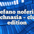 Airs on June 25, 2018 at 01:00PM Stefano Noferini Presents Club Edition