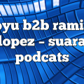 coyu b2b ramiro lopez – Suara PodCats