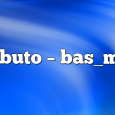 Airs on February 22, 2019 at 09:00AM showcase of the music the Barbuto is playing in the clubs right now with some history and background of the producers that made […]