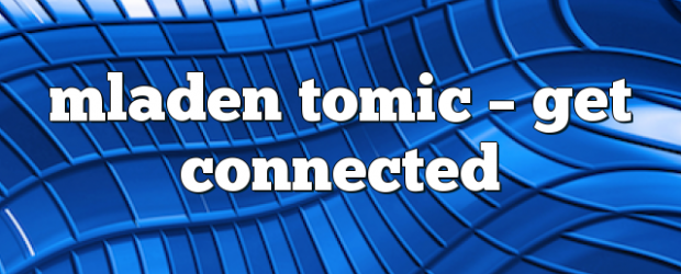 Airs on February 9, 2019 at 08:00PM presented by Bosnian Dj and Producer Mladen Tomic. He presents his own live and studio mixes, as well as mixes from guest artists […]