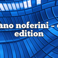 Airs on November 16, 2020 at 01:00PM Stefano Noferini Presents Club Edition