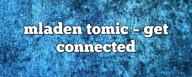 Airs on June 12, 2021 at 08:00PM mladen tomic on enationFM