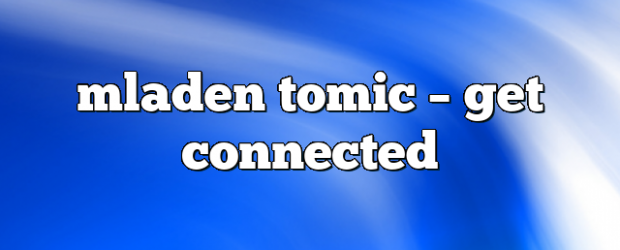 Airs on July 24, 2021 at 08:00PM mladen tomic on enationFM